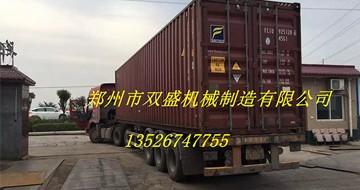 全自动QT4-20发往国外越南